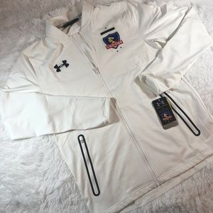 Under Armour Colo-Colo Chile Soccer Jacket